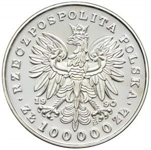 100000 złotych 1990, Fryderyk Chopin, Mały Tryptyk
