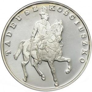 100000 złotych 1990, Tadeusz Kościuszko, Mały Tryptyk