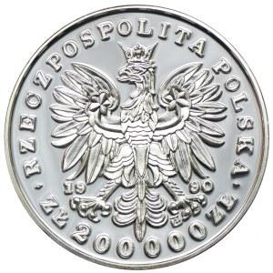 200000 złotych 1990, Tadeusz Kościuszko, Duży Tryptyk
