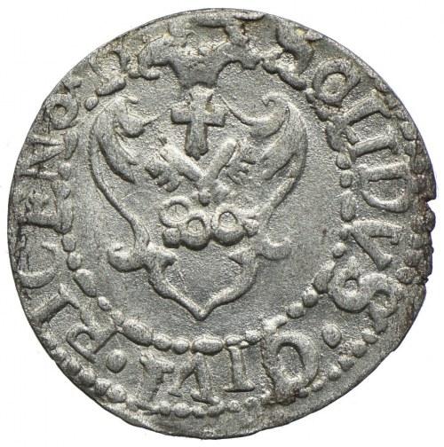 Zygmunt III Waza, szeląg 1610, Ryga