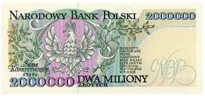 2.000.000 złotych 1993 - B -