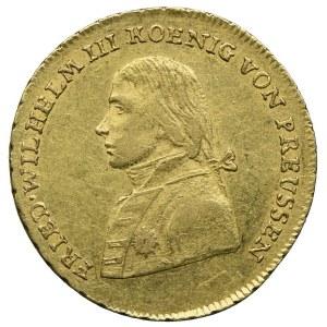 Niemcy, Prusy, Fryderyk Wilhelm III, Fryderyk d'or 1798 A, Berlin