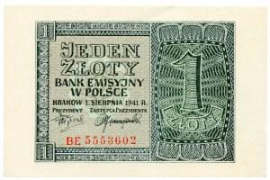 1 złoty 1941 - BE -