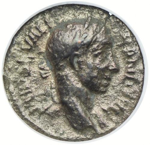 Cesarstwo Rzymskie, Severus Aleksander, denar, GCN G08