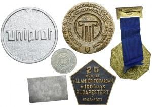 Zestaw Medali (6 szt.)