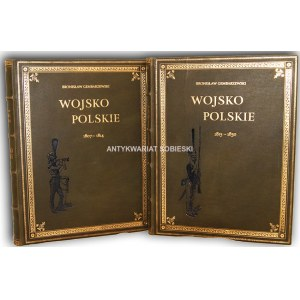 GEMBARZEWSKI- WOJSKO POLSKIE Księstwo Warszawskie 1807-1814; Królestwo Polskie 1815-1830 oprawa