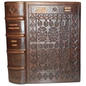 CHMIELOWSKI- NOWE ATENY pierwsza polska encyklopedia