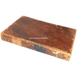 WIRGILIUSZ- ENEIDA wyd. 1 z 1809r., tłum. Dmochowski