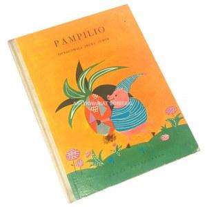 TUWIM - PAMPILIO ilustr. Witz wyd. 1962