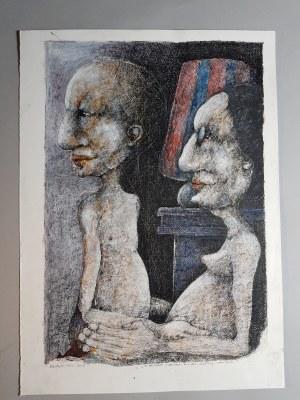 Piotr Kamieniarz, W domach z betonu nie ma wolnej miłości