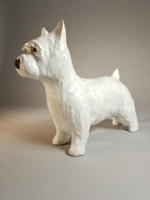 Elżbieta Janczak-Wałaszek, Pies ceramiczny II