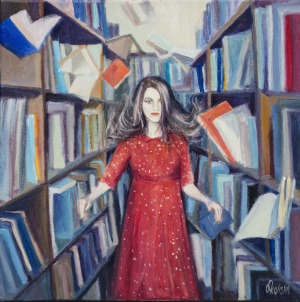 Katarzyna Orońska, Sen Małgorzaty z cyklu Biblioteka, 2016