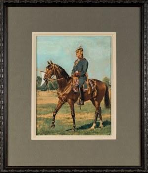 Leszek Piasecki, Żołnierz na koniu