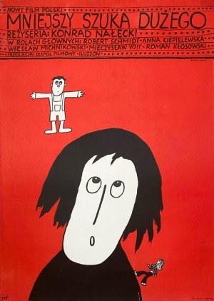 Bohdan Butenko, Mniejszy szuka dużego, 1975