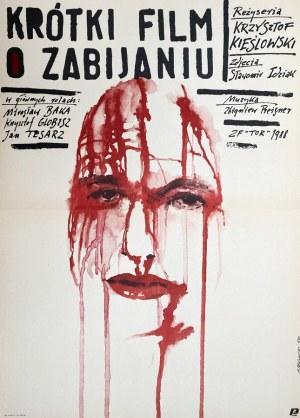 Andrzej Pągowski, Krótki film o zabijaniu , 1988
