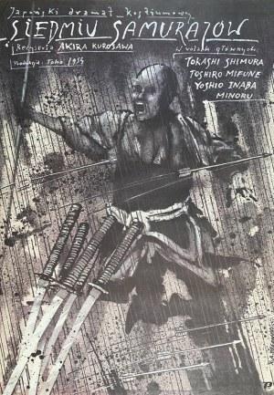 Andrzej Pągowski, Siedmiu samurajów, 1987