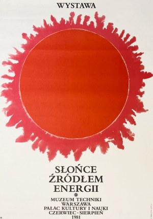 Hubert Hilscher, Słońce źródłem energii, 1981