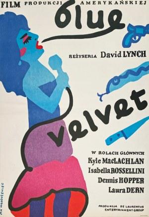 Jan Młodożeniec, Blue Velvet, 1987