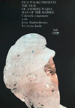 Waldemar Świerzy, Człowiek z marmuru / Man of the marble, 1977