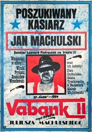 Jakub Erol, Vabank II, 1984