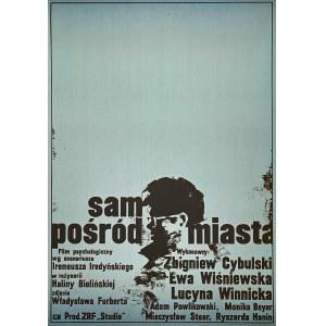Waldemar Świerzy, Sam pośród miasta, 1965