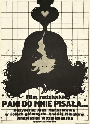 Jakub Erol, Pani do mnie pisała, 1977