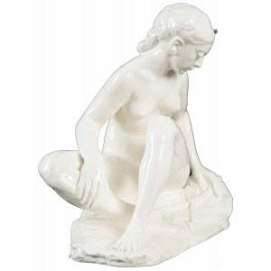 Konstanty LASZCZKA (1865 Makowiec Duży - 1956 Kraków), Diana wypoczywająca
