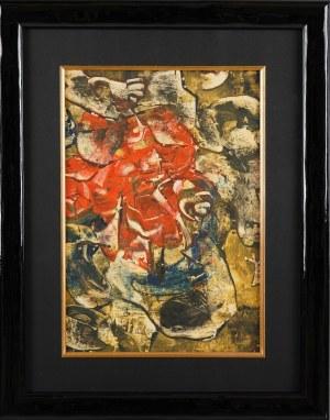 Alfred LENICA (1899 Pabianice - 1977 Warszawa), Abstrakcja