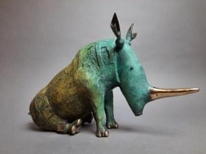 Iwona Krajnik, Nosorożec siedzący