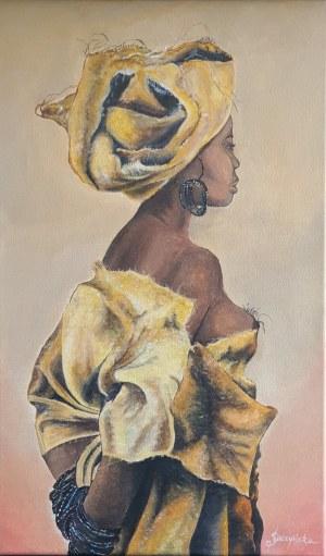 MARLENA ŚLESZYŃSKA, AFRICAN BEAUTY