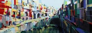 Natalia ROZMUS-ESPARZA, Cinque Terre – Riomaggiore, 2019 r.