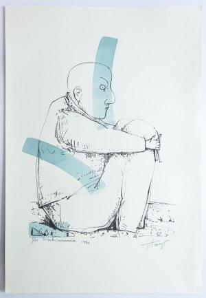 Stasys EIDRIGEVICIUS (ur. 1949), Oczekiwanie, 1994