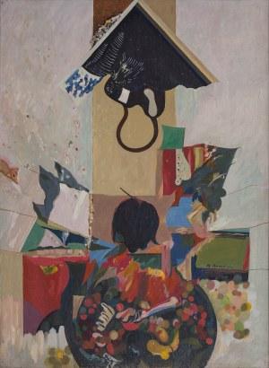Bernard BRAUN (ur. 1935), Kompozycja