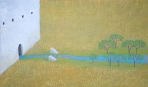 Dorota Berger, Rzeka, 2020