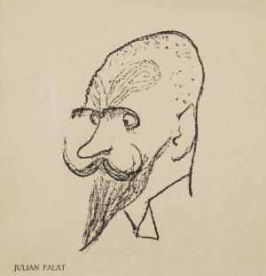 Kazimierz SICHULSKI (1879-1942), Julian Fałat