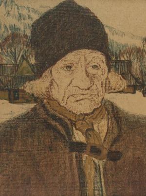 Władysław JAROCKI (1879-1965), Góral tatrzański, 1911