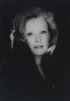 Zofia NASIEROWSKA (1938-2011), Portret Beaty Tyszkiewicz