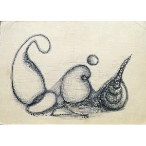 Erna Rosenstein (1913 - 2004), KARTKA POCZTOWA DO ALFREDA LENICY, 1970 r.