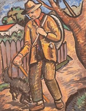 Tymon Niesiołowski (1882 - 1965), WĘDROWIEC