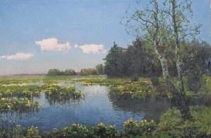Wiktor Korecki (1890-1980), KACZEŃCE, ok. 1935 r.
