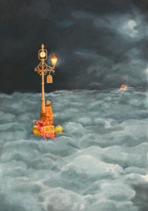 Alicja Kogut, W podróży