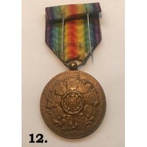 Belgia - Victory Medal 1914 - 1918