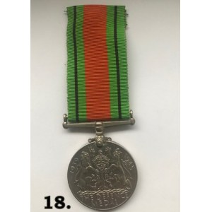 The Defence Medal - Medal Obrony