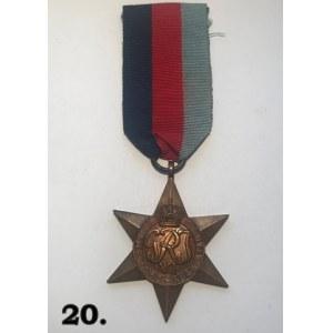 Gwiazda za Wojnę 1939 -1945