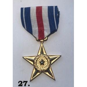 Medal Srebrnej Gwiazdy