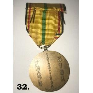 Belgijski medal pamiątkowy byłych jeńców wojennych 1945 - 1990
