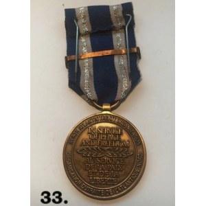 Oryginalny Medal NATO - ISAF