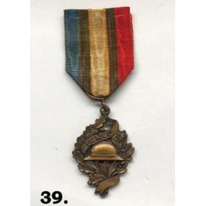 Francuski medal Weteranów I Wojny Światowej