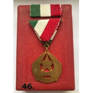 Węgierski Medal Zasługi Władzy Robotniczo-Chłopskiej
