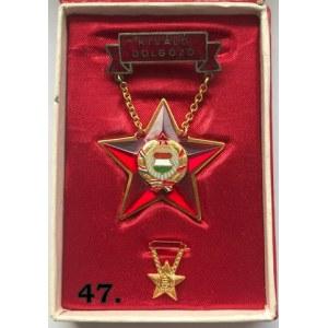 Medal Znakomity Pracownik